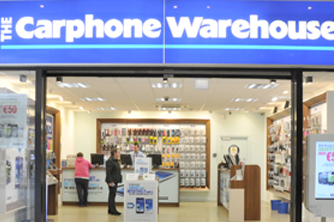 The Carphone Warehouse Group